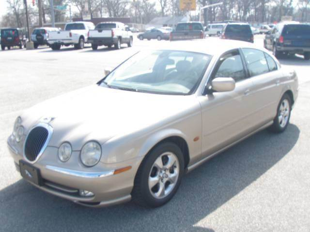 2000 Jaguar S-Type for sale at Autoworks in Mishawaka IN