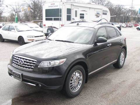 2006 Infiniti FX35 for sale at Autoworks in Mishawaka IN