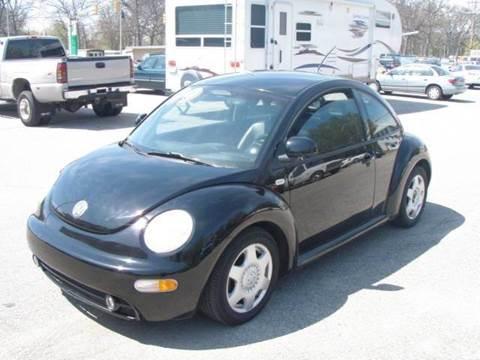 1999 Volkswagen Beetle for sale at Autoworks in Mishawaka IN