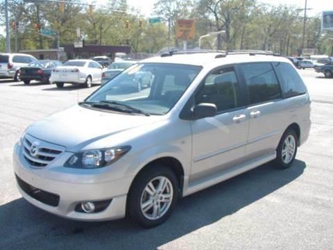 2006 Mazda MPV for sale at Autoworks in Mishawaka IN