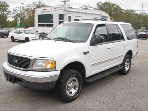 2000 Ford Expedition for sale at Autoworks in Mishawaka IN