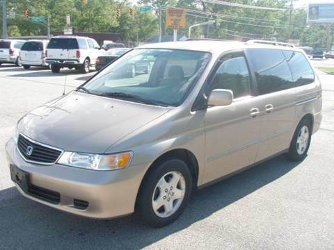 1999 Honda Odyssey for sale at Autoworks in Mishawaka IN