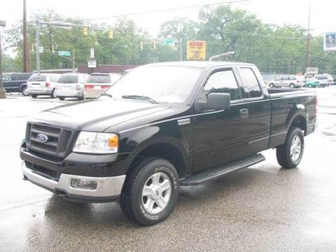 2004 Ford F-150 for sale at Autoworks in Mishawaka IN