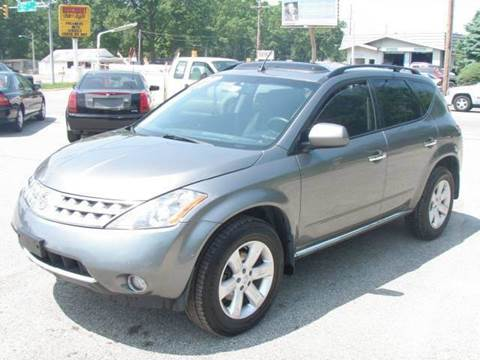 2007 Nissan Murano for sale at Autoworks in Mishawaka IN