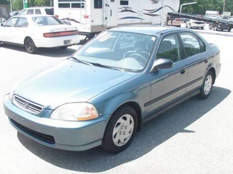 1996 Honda Civic for sale at Autoworks in Mishawaka IN