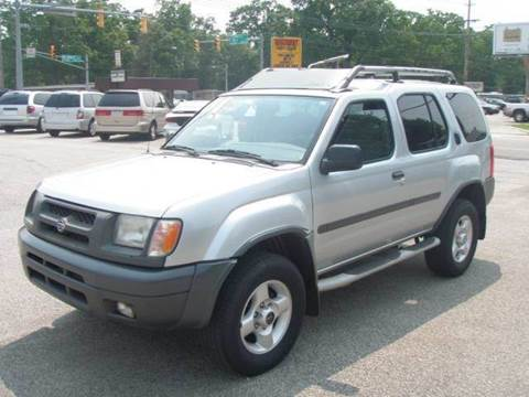2001 Nissan Xterra for sale at Autoworks in Mishawaka IN