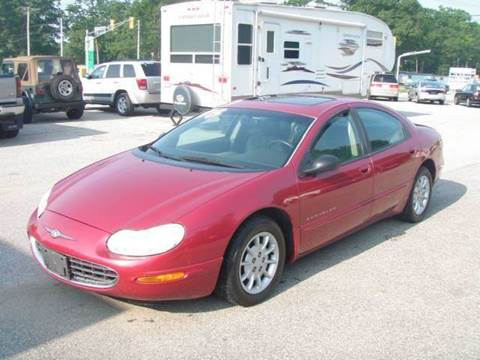 1998 Chrysler Concorde for sale at Autoworks in Mishawaka IN