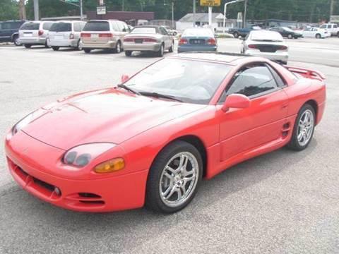 1994 Mitsubishi 3000GT for sale at Autoworks in Mishawaka IN