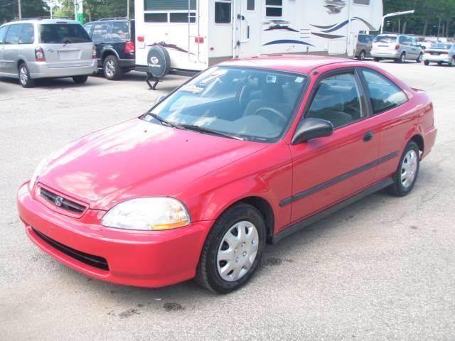 Amazing 1997 Honda Civic HX   Mishawaka IN