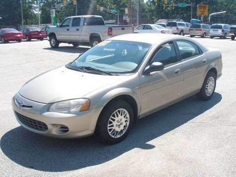 2002 Chrysler Sebring for sale at Autoworks in Mishawaka IN