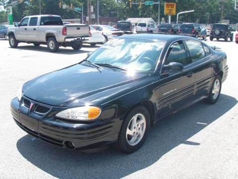 2000 Pontiac Grand Am for sale at Autoworks in Mishawaka IN