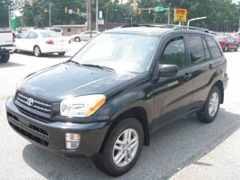 2002 Toyota RAV4 for sale at Autoworks in Mishawaka IN