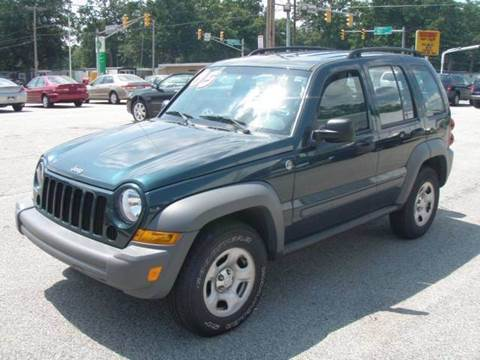 2005 Jeep Liberty for sale at Autoworks in Mishawaka IN