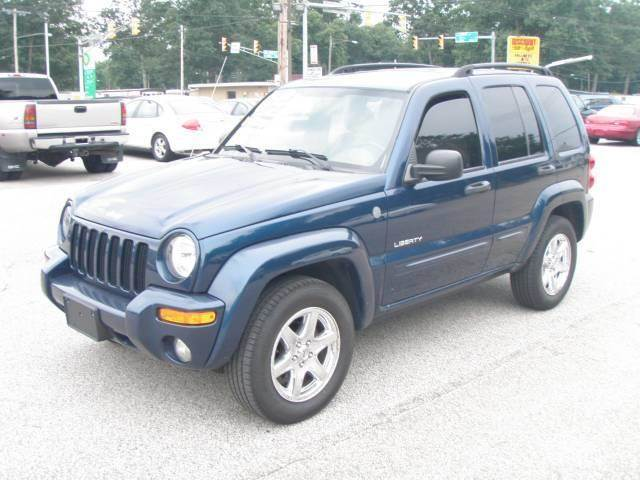 2004 Jeep Liberty for sale at Autoworks in Mishawaka IN