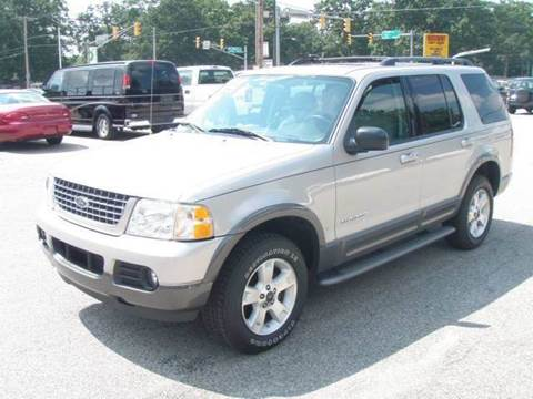2004 Ford Explorer for sale at Autoworks in Mishawaka IN