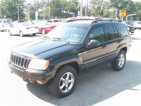 2002 Jeep Grand Cherokee for sale at Autoworks in Mishawaka IN