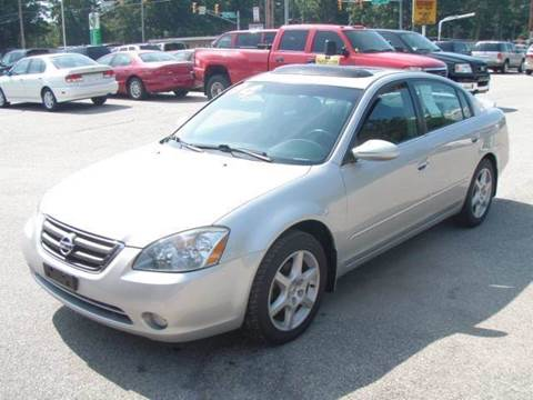 2004 Nissan Altima for sale at Autoworks in Mishawaka IN
