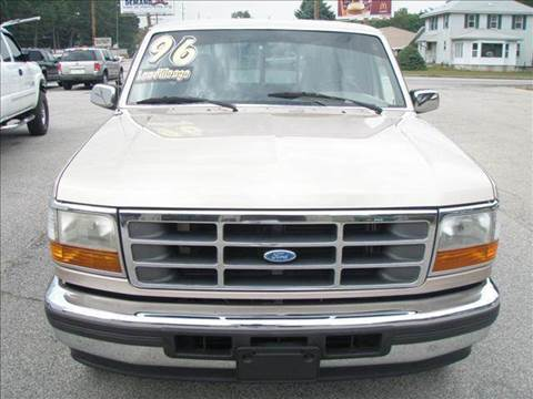 1996 Ford F-150 for sale at Autoworks in Mishawaka IN