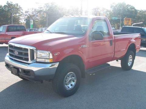 2003 Ford F-350 for sale at Autoworks in Mishawaka IN