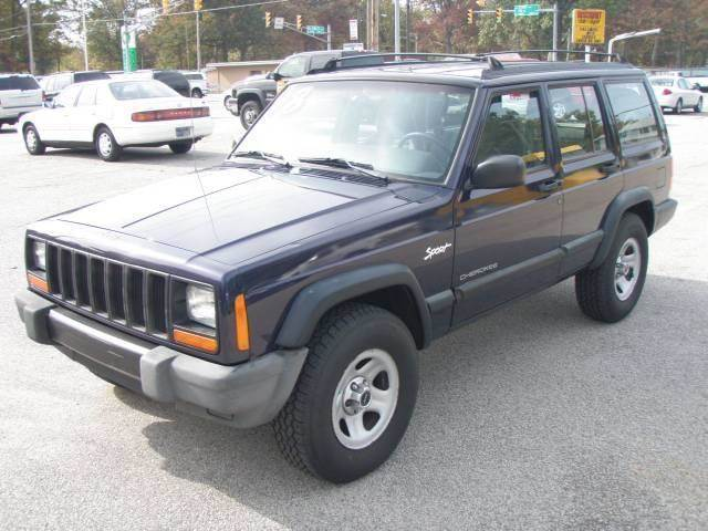 1998 Jeep Cherokee for sale at Autoworks in Mishawaka IN