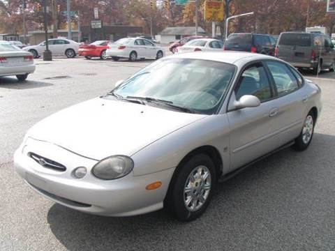 1998 Ford Taurus for sale at Autoworks in Mishawaka IN