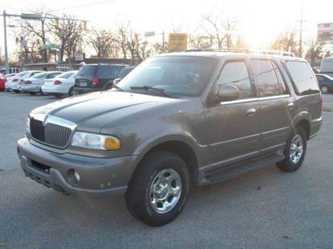 2002 Lincoln Navigator for sale at Autoworks in Mishawaka IN