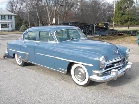 1953 Chrysler New Yorker for sale at Autoworks in Mishawaka IN
