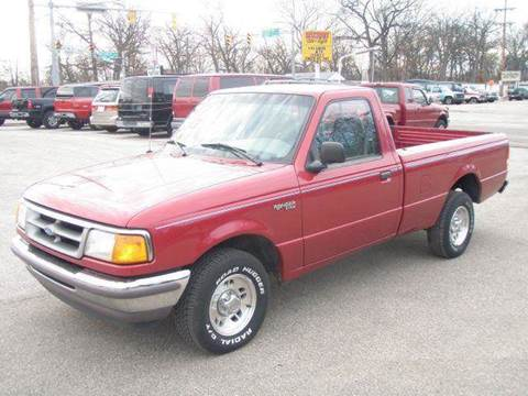 1997 Ford Ranger for sale at Autoworks in Mishawaka IN