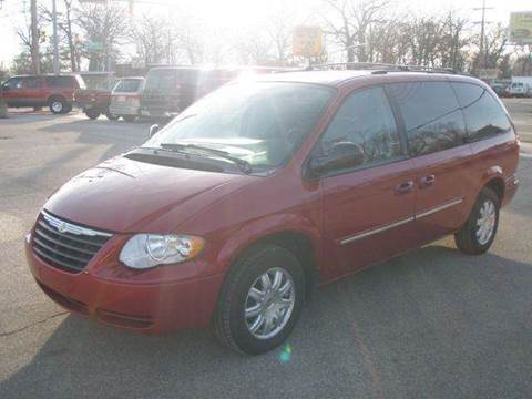 2006 Chrysler Town and Country for sale at Autoworks in Mishawaka IN