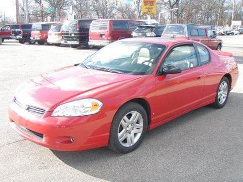 2006 Chevrolet Monte Carlo for sale at Autoworks in Mishawaka IN