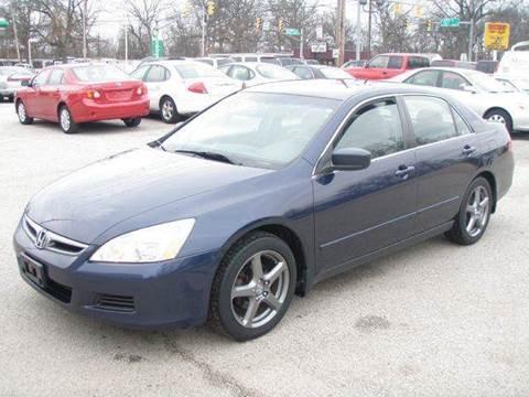 2006 Honda Accord for sale at Autoworks in Mishawaka IN