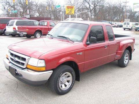 2000 Ford Ranger for sale at Autoworks in Mishawaka IN
