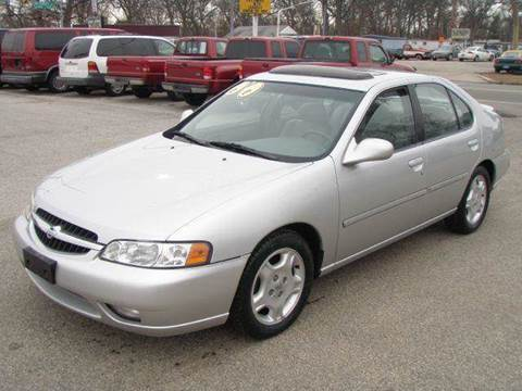 2000 Nissan Altima for sale at Autoworks in Mishawaka IN