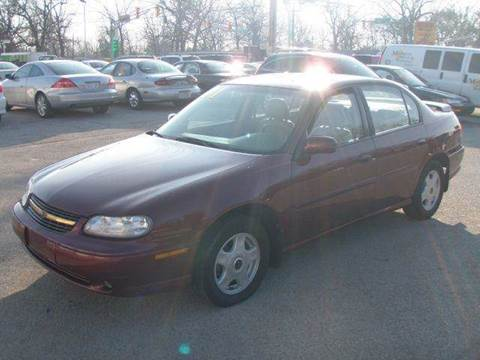 2001 Chevrolet Malibu for sale at Autoworks in Mishawaka IN