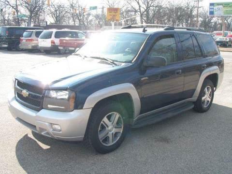 2007 Chevrolet TrailBlazer for sale at Autoworks in Mishawaka IN