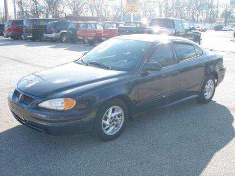 2004 Pontiac Grand Am for sale at Autoworks in Mishawaka IN