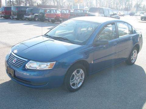 2005 Saturn Ion for sale at Autoworks in Mishawaka IN