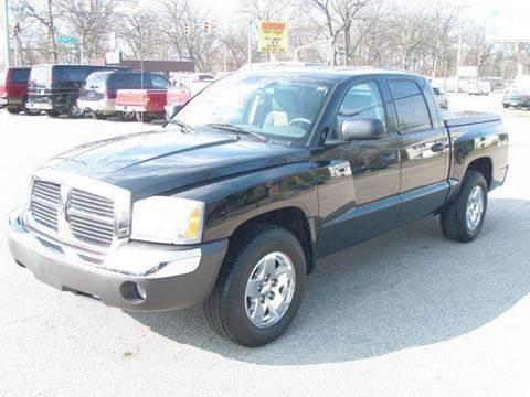2005 Dodge Dakota for sale at Autoworks in Mishawaka IN