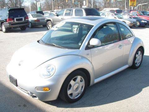 2000 Volkswagen Beetle for sale at Autoworks in Mishawaka IN
