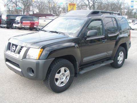 2005 Nissan Xterra for sale at Autoworks in Mishawaka IN