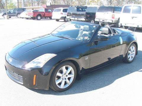 2004 Nissan 350Z for sale at Autoworks in Mishawaka IN