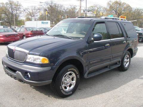 1998 Lincoln Navigator for sale at Autoworks in Mishawaka IN