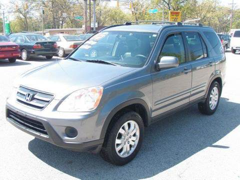 2005 Honda CR-V for sale at Autoworks in Mishawaka IN