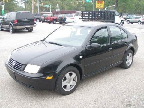 2002 Volkswagen Jetta for sale at Autoworks in Mishawaka IN