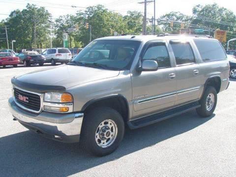 2002 GMC Yukon XL for sale at Autoworks in Mishawaka IN