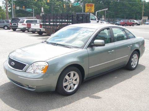 2006 Ford Five Hundred for sale at Autoworks in Mishawaka IN