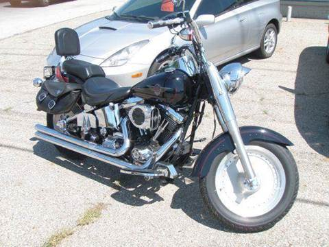1999 Harley-Davidson Fatboy for sale at Autoworks in Mishawaka IN