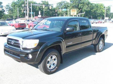 2005 Toyota Tacoma for sale at Autoworks in Mishawaka IN