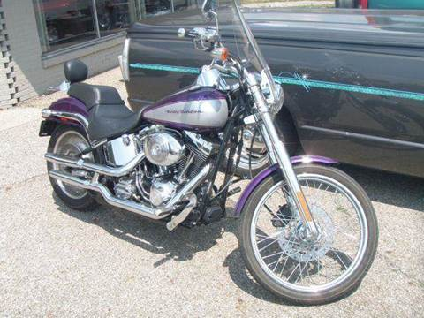 2001 Harley-Davidson Softail Deuce for sale at Autoworks in Mishawaka IN