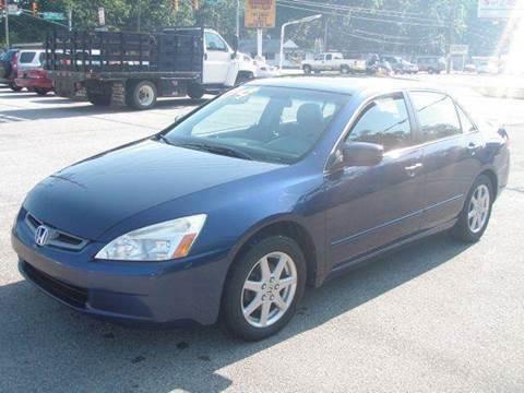 2004 Honda Accord for sale at Autoworks in Mishawaka IN